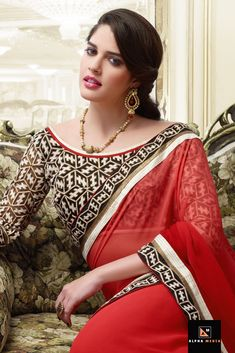 Indian Beauty Saree