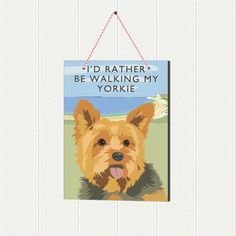 Yorkie Gifts — Two Woofs