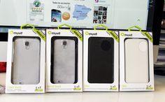 Fundas Samsung Galaxy S4, disponibles en octilus.com