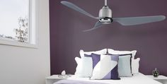 Manly DC Energy Efficient Ceiling Fan that's LED and Dimmable