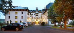 Orea Hotel Monty****, Marianske Lazne (Marienbad), Czech Republic Slotte, Czech Republic, Mansions, House Styles, Home Decor, Decoration Home, Room Decor, Villas, Interior Design