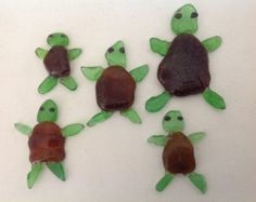 Rare Beach glass Gifts for mom Driftwood Art by MossBetweenMyToes