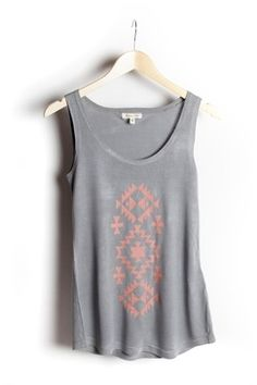 e006d47b66c Summer 2015 Ethical Fashion Collection from Raven + Lily  tanktop  ethical   aztec