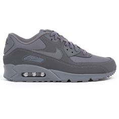 338d07c1405f9 NIKE - AIR MAX 90 ESSENTIAL - GREY BUY NOW from Fresh Laces at Boxpark Fresh