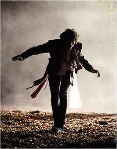 A beautiful shot of Mika - Rain.