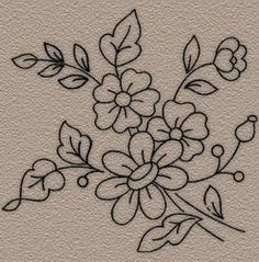 Embroidery Designs Religious Crosses Embroidery Patterns For Pillowcases Mexican Embroidery, Hand Embroidery Patterns, Ribbon Embroidery, Beading Patterns, Flower Patterns, Cross Stitch Embroidery, Machine Embroidery, Motif Floral, Fabric Painting