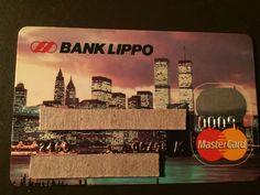 Bank Lippo 1998 Vintage Collectors MasterCard Credit Card - World Trade Center  | eBay Credit Card Design, Mortgage Tips, Visa Card, World Trade Center, The Collector, Cards, Ebay, Vintage, Maps