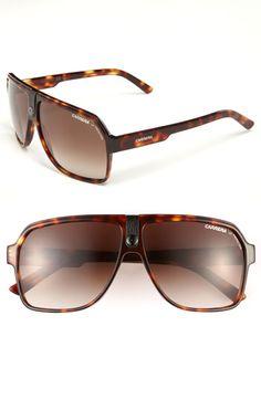 Carrera Eyewear Aviator Sunglasses available at Nordstrom