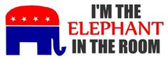 I'm the Elephant.