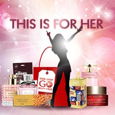To the vivacious, confident, and beautiful women in our lives. Here's everything you need to blow her away!