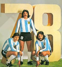 Argentina poster for the 1978 World Cup Finals. Wold Cup, Argentina Football Team, Legends Football, World Cup Final, Soccer Stars, Vintage Football, Mullets, Fifa World Cup, Football Players