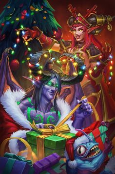 Всё о Blizzard Entertainment®