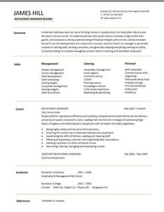 format resume for online