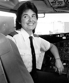 On July 18, 1984, during a transcontinental People Express (a short-lived budget airline that merged with Continental in 1987) flight from Newark to Los Angeles, Baltimore-born Beverly Burns went down in history as the first female pilot to command a Boeing 747. This game-changing feat that garnered Burns the Amelia Earhart Award the following year. In addition to her duties as captain, Burns, an erstwhile American Airlines flight attendant, also served as a baggage handler, gate agent…