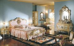 Image detail for -Classy Royal Victorian Bedroom Furniture Design by ...