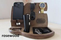 Wood docking station personalized men gift Gifts For Men fitbit charger Mens Gifts Gift for boyfriend Fathers Gifts for husband birthday men – Birthday Presents Birthday Present For Boyfriend, Presents For Boyfriend, Boyfriend Anniversary Gifts, Gifts For Husband, Gifts For Father, Boyfriend Gifts, Funny Boyfriend, Surprise Gifts For Him, Unique Birthday Gifts