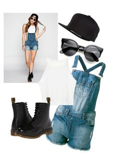 """""""Shortalls!!!!"""" by shev-1 ❤ liked on Polyvore"""