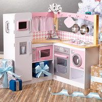 From plushes to puzzles, remote control cars to kitchen play sets, our collection is full of treasures sure to delight your kids this holiday season. We've neatly gathered a grand assortment of games, toys and décor to make it easy to clear little ones' holiday shopping without all the hassle! Find something to bring a sweet smile to cuties' faces this holiday season.