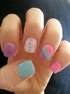 Easter Nails!!!