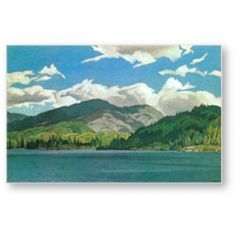 Quality print by Group Of Seven artist A. Made In Canada. Impressionist Landscape, Abstract Landscape, Landscape Paintings, Oil Paintings, Impressionism, Canadian Painters, Canadian Artists, Emily Carr Paintings, Group Of Seven Art