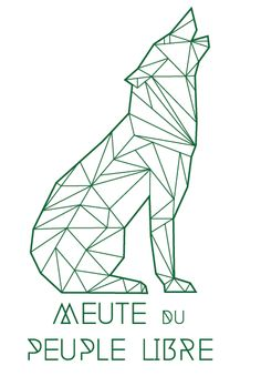Branding Meute du Peuple Libre 32BW Sombreffe by Obsomer Jérémie, via Behance