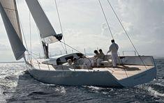 Super clean sailboat