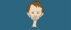 http://mundodemusicas.com/thom-yorke/ - Todos conhecem Thom Yorke, vocalista dos Radiohead, pela sua voz inconfundível e olho paralisado. No entanto, sabia que o artista nasceu com este problema visual e que até aos 5 anos foi operado cinco vezes para a correção do problema? Infelizmente, todas as intervenções cirúrgicas fracassaram. A última chegou mesmo a causar mais complicações e a pôr em risco a visão de Thom Yorke.