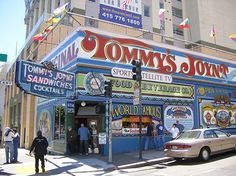 Tommy's Joynt, San Francisco, Ca by dorothy