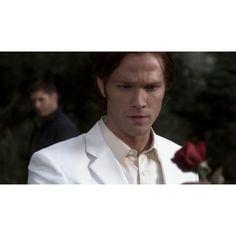 Lucifer ❤ liked on Polyvore featuring supernatural and sam