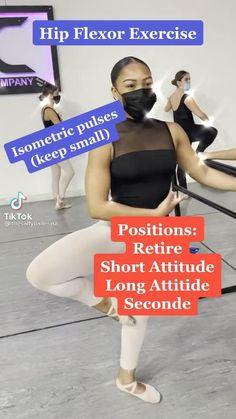 Ballerina Workout, Dancer Workout, Dance Workout Videos, Butt Workout, Ballet Dance Videos, Dance Tips, Ballet Class, Gymnastics Skills, Gymnastics Workout