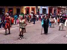 Danza del Torito de Silao - Fiesta de San Antonio de Padua Guanajuato 2014 - YouTube Street View, Youtube, Saint Anthony Of Padua, Guanajuato, Dancing, Party, Animals, Youtubers