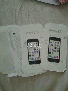 Maculatura noului iPhone 5C îi confirmă denumirea; Aşteptăm lansarea!