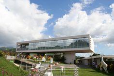 Centre de Découverte des Sciences de la Terre à Saint Pierre. Martinique