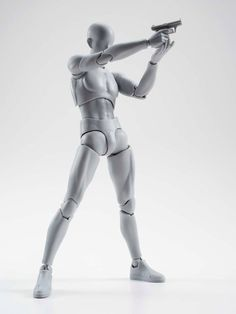 S.H. Figuarts Blank Male and Female Figures Officially Announced | Pop Critica