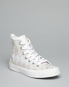 Converse Missoni Hi Top Sneakers