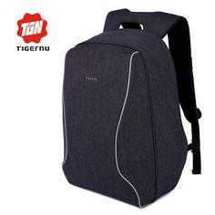 Tigernu Women's School Youth Backpacks For Teenage Girls Men's Anti-theft Backpacks Business Laptop Backpack mochila feminina  #bag #backpack #L09582 #kids #highschool #shoulderbags #handbags #fashion #bagshop #Happy4Sales #YLEY #WomenWallets  #NewArrivals