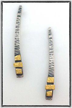 Elaine Rader, earrings