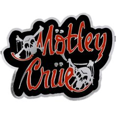 Motley Crue Logo Images & Pictures - Becuo