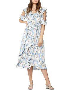 Shop Online for Sass Seaside Paradise Ruffle Maxi and more at Myer. Seaside, Paradise, Cold Shoulder Dress, Closet, Shopping, Dresses, Fashion, Vestidos, Moda