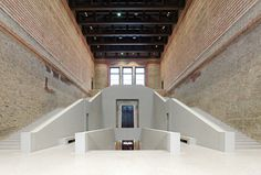 Newest reflects the lost // Neues MUSEUM // DAVID CHIPPERFIELD