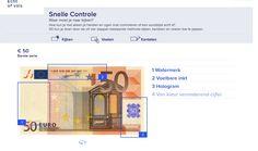 Regionieuws - De afgelopen weken blijken in Noord-Holland met enige regelmaat weer valse geldbiljetten op te duiken.In enkele gevallen konden dankzij alert melden en reageren van winkelperson...