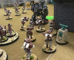 Show off your Objective Markers! - Page 4 - Forum - DakkaDakka | A knot in the webway.
