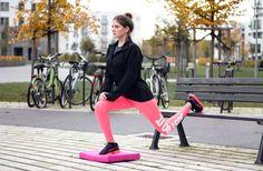 Be Balanced – Gleichgewichtstraining mit dem Airex Balance Pad