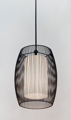 Cooper Pendant Light Hand Crafted Wireform With Inner White Glass Shade Diffuser - Ceiling Decorations Wire Pendant Light, Black Pendant Light, Kitchen Pendant Lighting, Pendant Lamps, Led Pendant Lights, Pendants, Entryway Light Fixtures, Entryway Lighting, Ceiling Decor