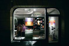 Ombra delle 5 exhibition Stockholm by Nichetto Studio