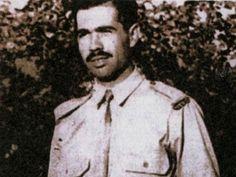 Ο Γρηγόρης Αυξεντίου.