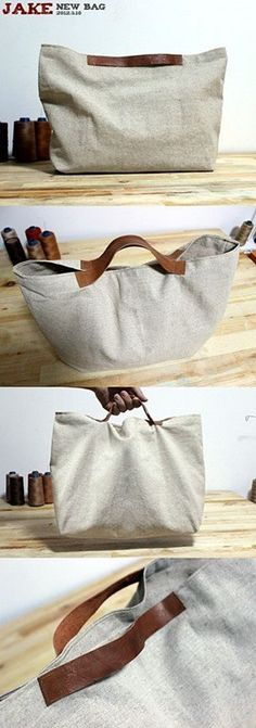 Handles of beach bags handles of beach bags ThHandles of beach bags handles of beach bags ThUrban Traveler Tote Bag Pattern This is a must for the ur .Urban Traveler Tote Bag Pattern This is Diy Sac, Linen Bag, Fabric Bags, Handmade Bags, Bag Making, Leather Bag, Shopping Bag, Purses And Bags, Reusable Tote Bags