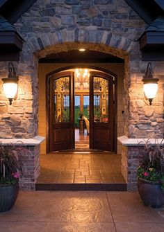 Front entry way!