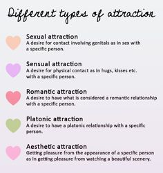 Rather good Sexual attraction friendship tension