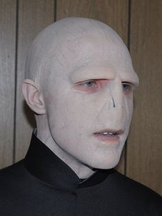 AMAZING Lord Voldemort cosplay by ~moleculo on deviantART